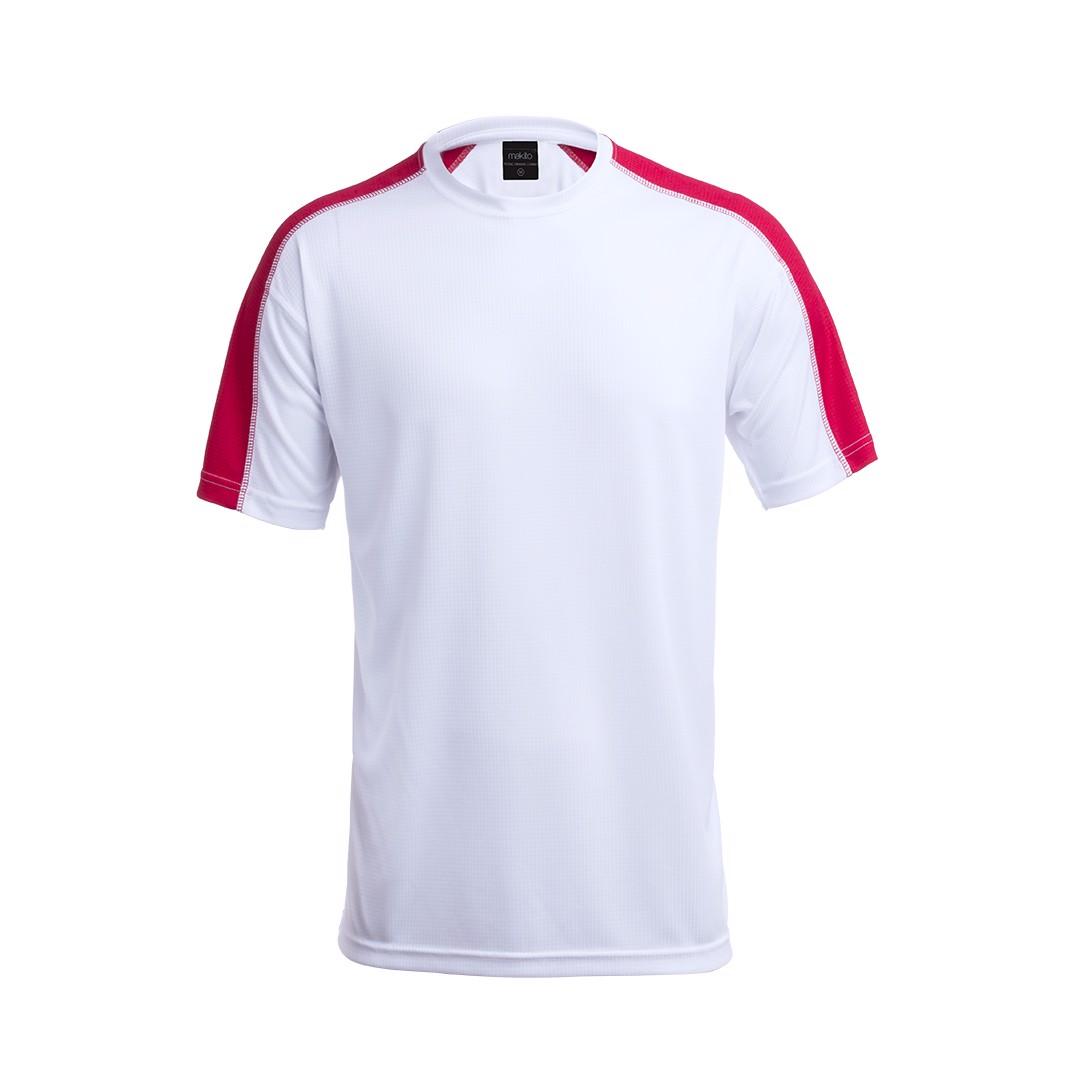 T-Shirt Adulto Tecnic Dinamic Comby - Vermelho / M
