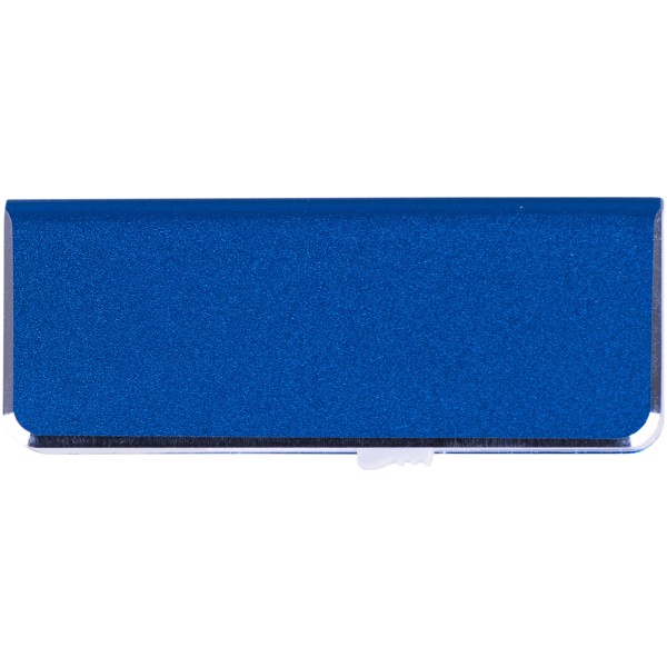 "Memoria USB de 8 GB ""Glide"" - Azul Real"