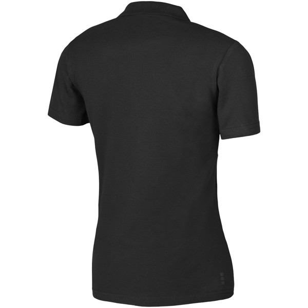 Primus short sleeve women's polo - Anthracite / S