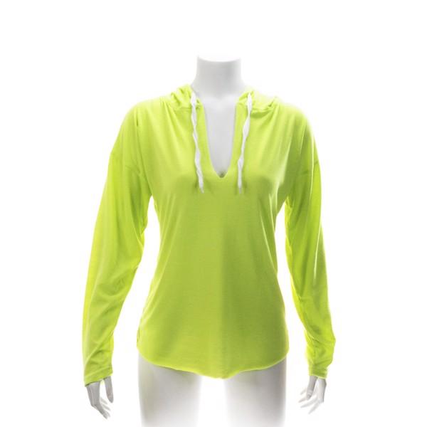 T-Shirt Adulto Yuk - Amarelo Fluor / S