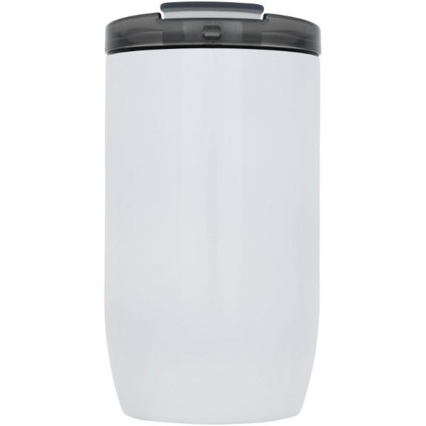 Lagom 380 ml copper vacuum insulated tumbler - White