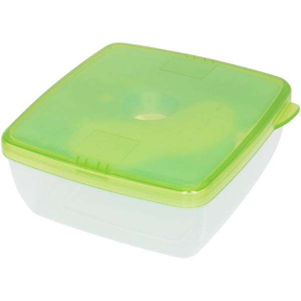 Svačinová dóza Glace s chladicí vložkou - Zelená