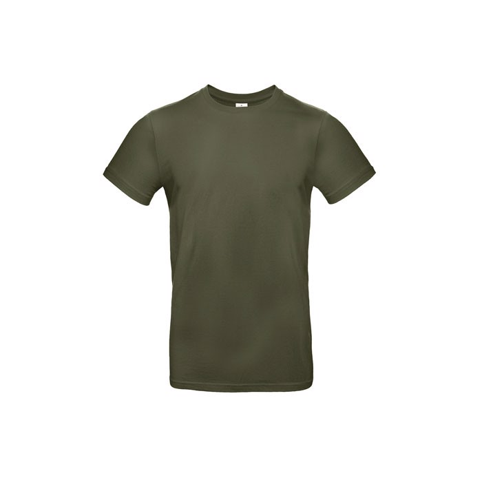 T-shirt male 185 g/m² #E190 T-Shirt - Khaki / M