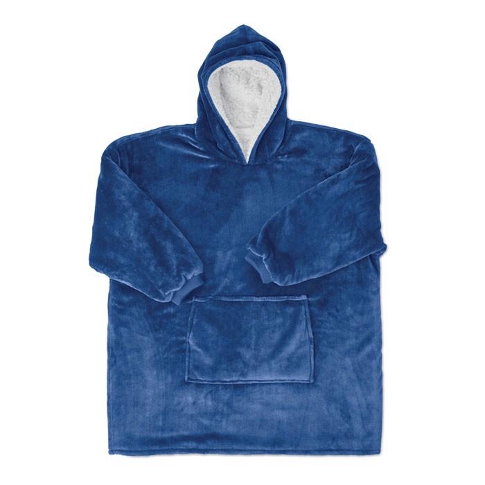 Bluza domowa Knufly - granatowy