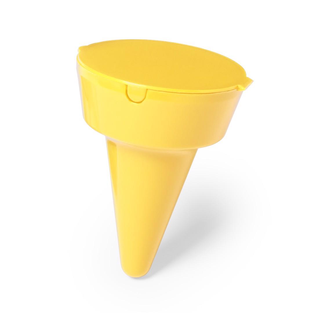 Cinzeiro Cleansand - Amarelo
