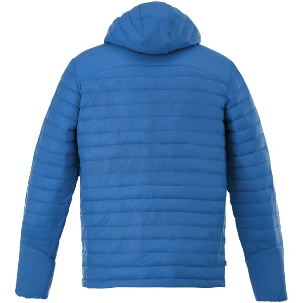 Silverton men's insulated packable jacket - Blue / L