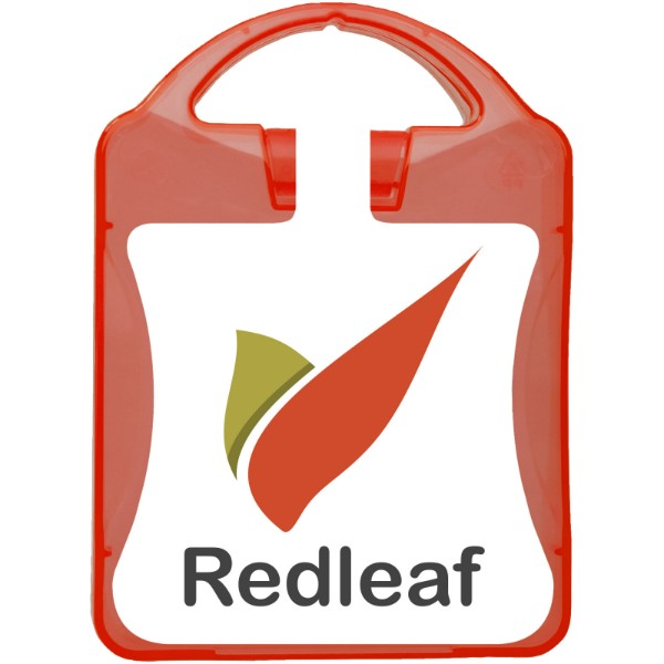 MyKit Tick First Aid Kit - Red