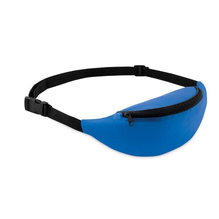 Fanny bag in 210D polyester Parkbag - Royal Blue