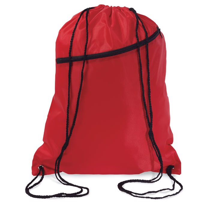 Large drawstring bag Bigshoop - Red