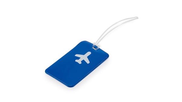 Identificador Maletas Raner - Azul