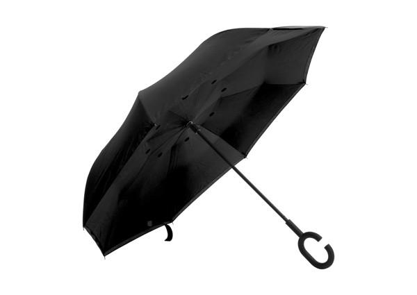 Reversible Umbrella Hamfrek - Black