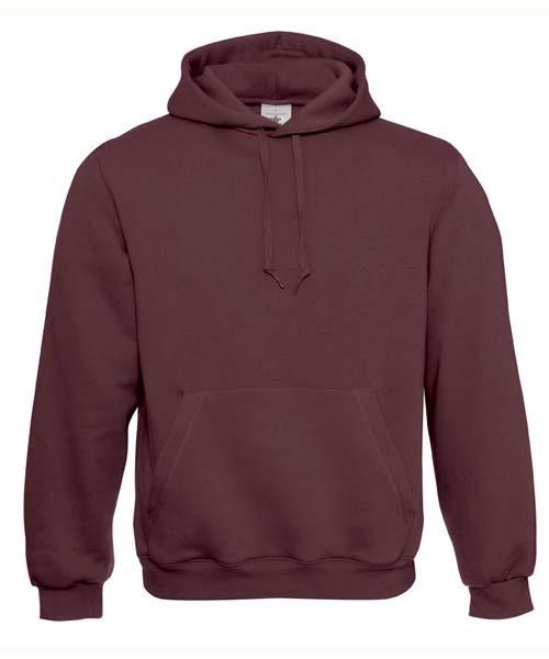 Hooded - Bordeaux / M