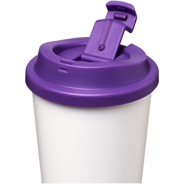 Izolovaná odlivka Americano® 350 ml - Purpurová