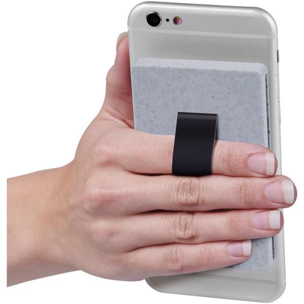 Grass RFID pouzdra na více karet - Šedá