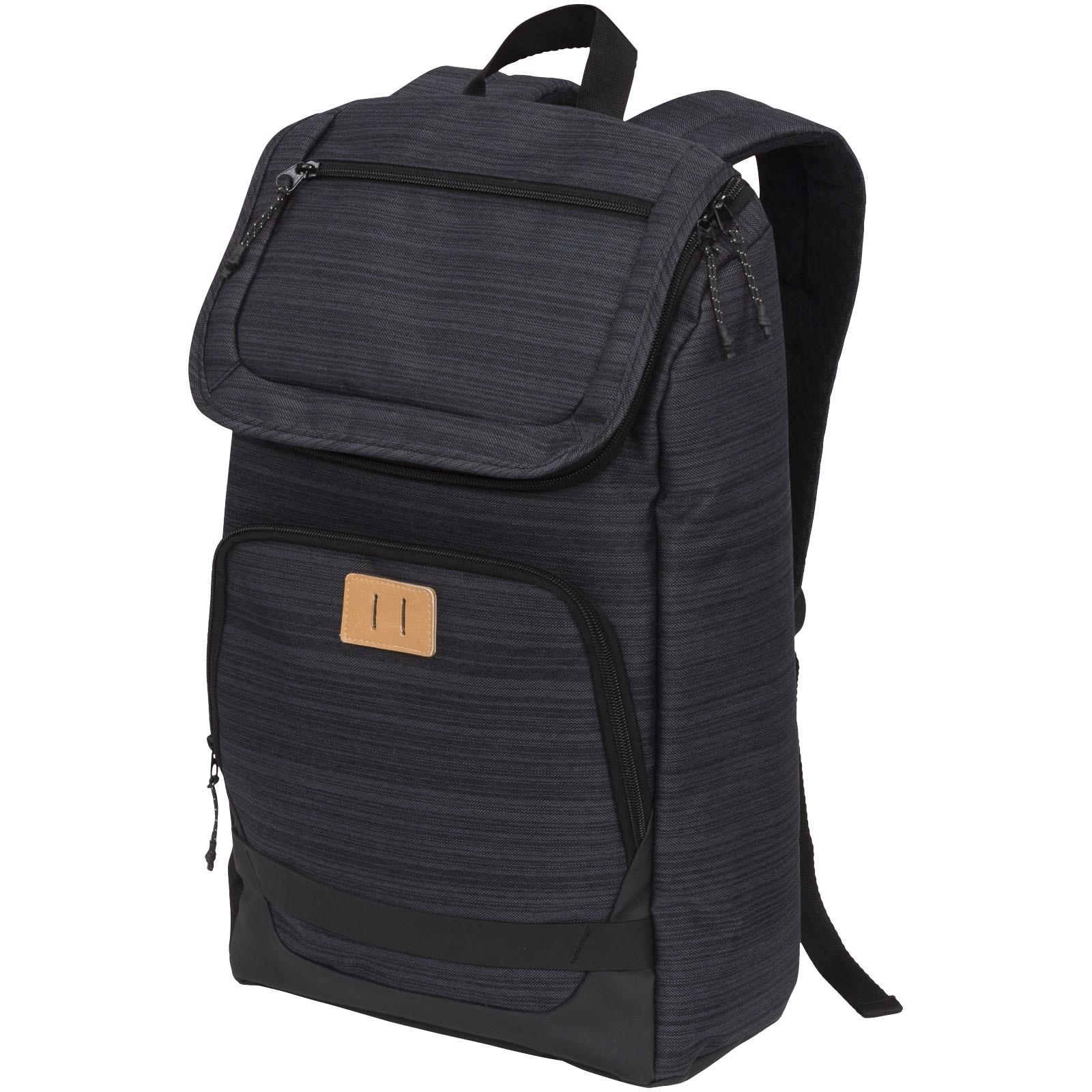"Graylin 15"" laptop backpack"