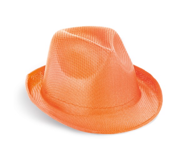 MANOLO. Hat - Orange