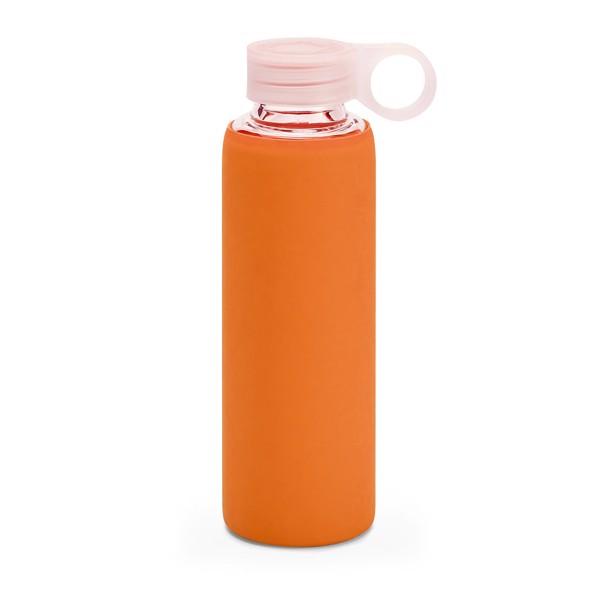 DHABI. Αθλητικό μπουκάλι 380 ml - Πορτοκάλι