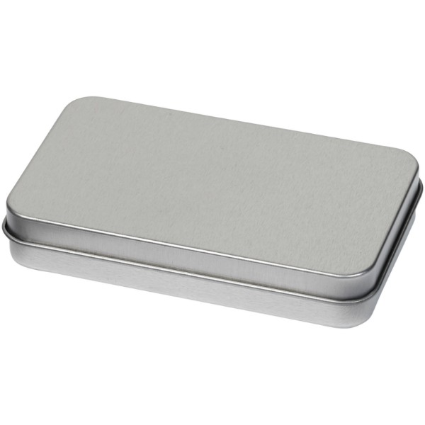 Vincent 12-piece first aid tin box