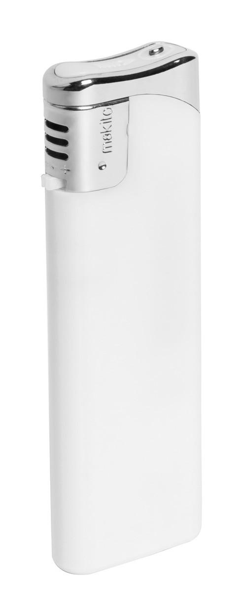 Zapalovač Plain - Bílá