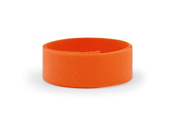 DIANE. Ribbon for hat - Orange