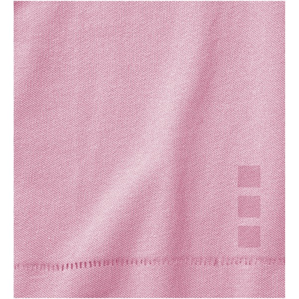 Calgary short sleeve women's polo - Light Pink / M