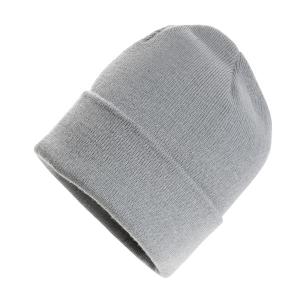 Impact Polylana® beanie with AWARE™ tracer - Grey