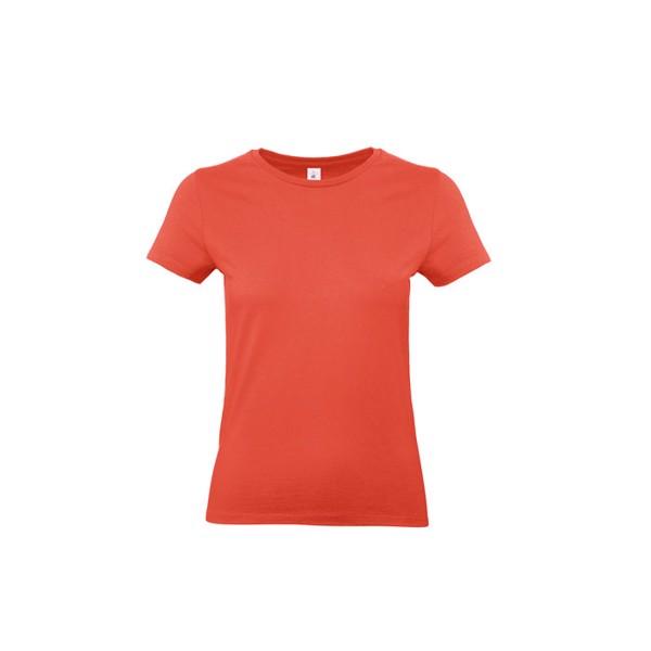Triko 185 g/m² #E190 /Women T-Shirt - Sunset / XXL