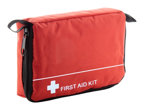 First Aid Kit Medic - Red