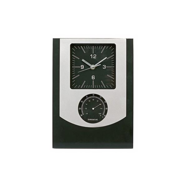Wall Clock Technis - Black