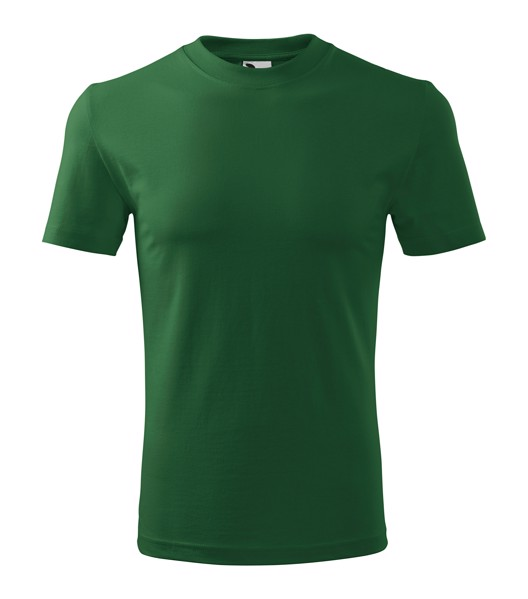 T-shirt unisex Malfini Classic - Bottle Green / L