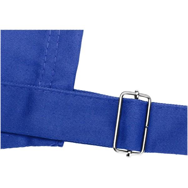 Zástěra Zora s nastavitelným krčním popruhem - Světle modrá