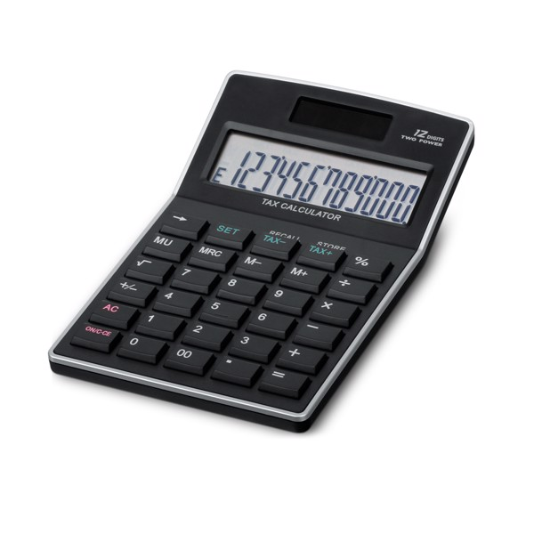 KALEB. Kalkulačka