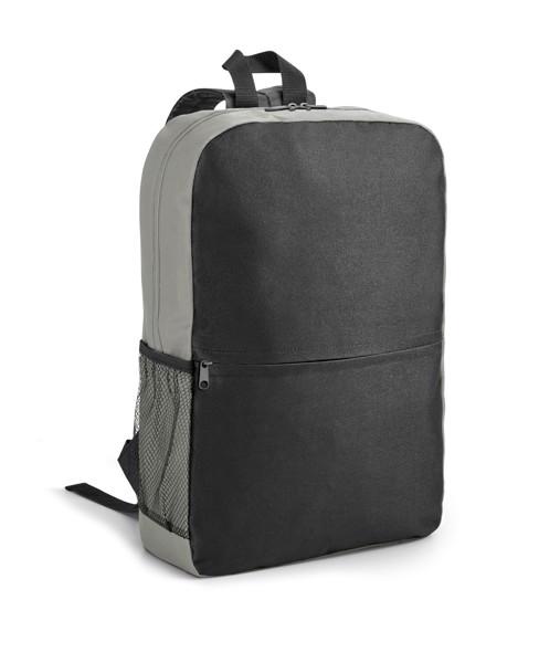 BRUSSELS. Laptop backpack 15'6'' - Light Grey
