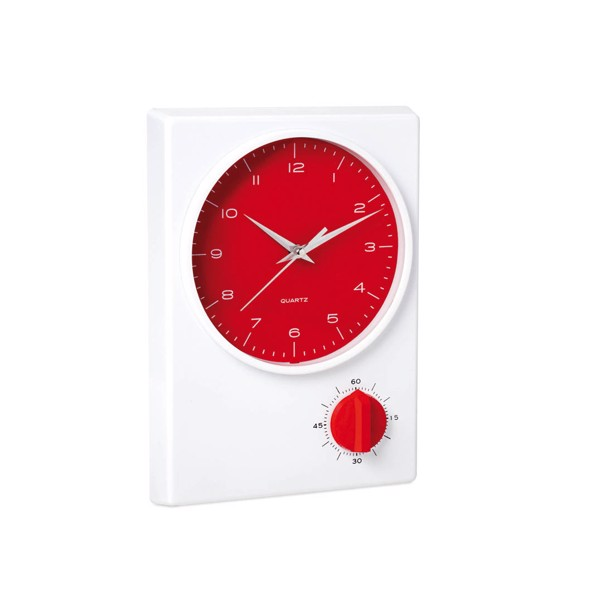 Reloj Temporizador Tekel - Amarillo