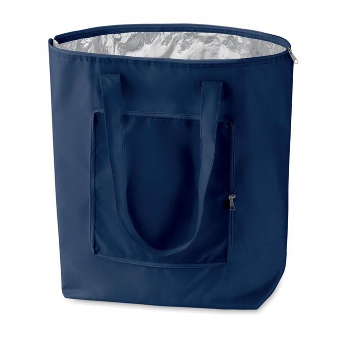 Skládací chladící taška Plicool - blue