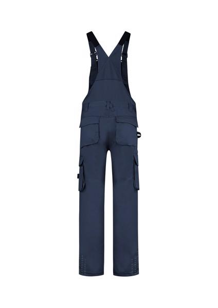 Pracovní kalhoty s laclem unisex Tricorp Bib & Brace Twill Cordura - Námořní Modrá / 60
