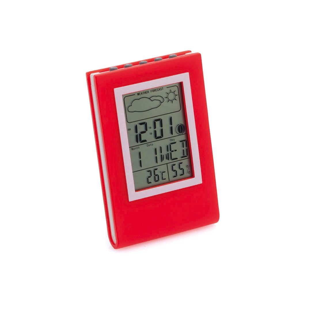 Estación Meteorológica Etna - Rojo