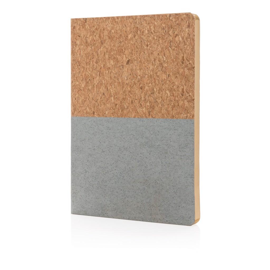 A5-ös parafa jegyzetfüzet - Fehér