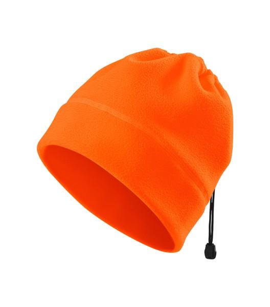 Fleece Hat unisex Rimeck HV Practic - Fluorescent Orange / uni