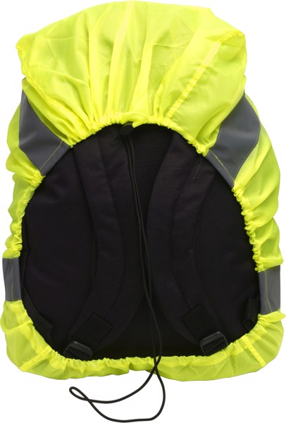 Polyester (190T) backpack cover