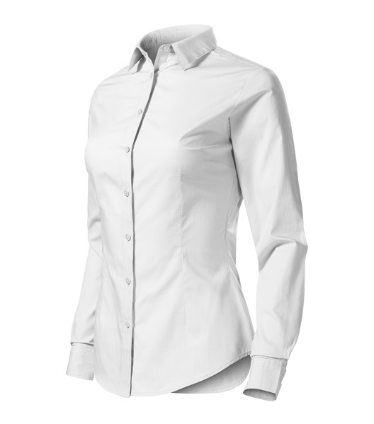 Shirt Ladies Malfini Style LS - White / 2XL