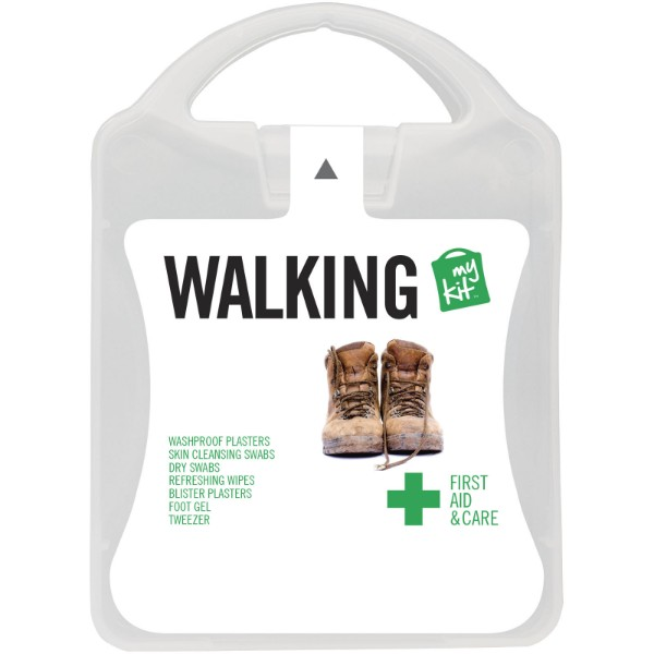 MyKit Walking First Aid Kit - White