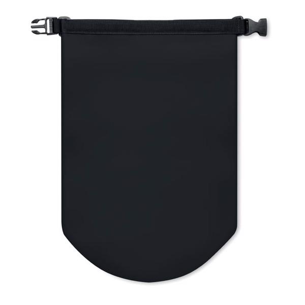 Waterproof bag PVC 10L Scuba - Black