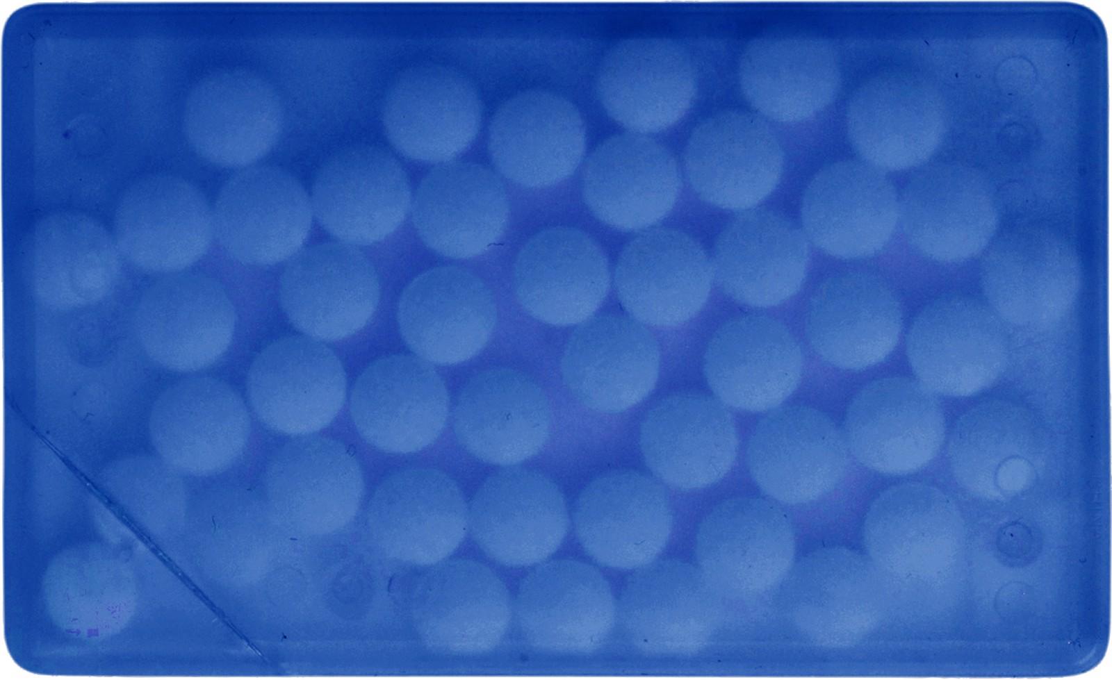 PP case with mints - Cobalt Blue