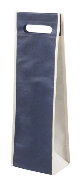 Wine Gift Bag Doradillo - Dark Blue / Beige