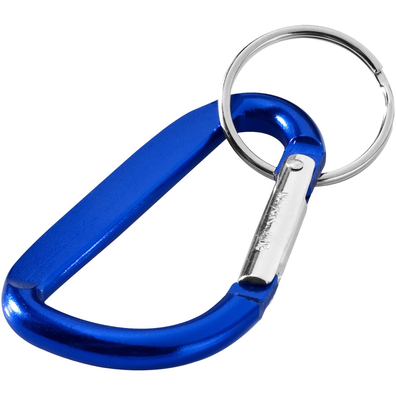 Karabinka na klíče Timor - Modrá