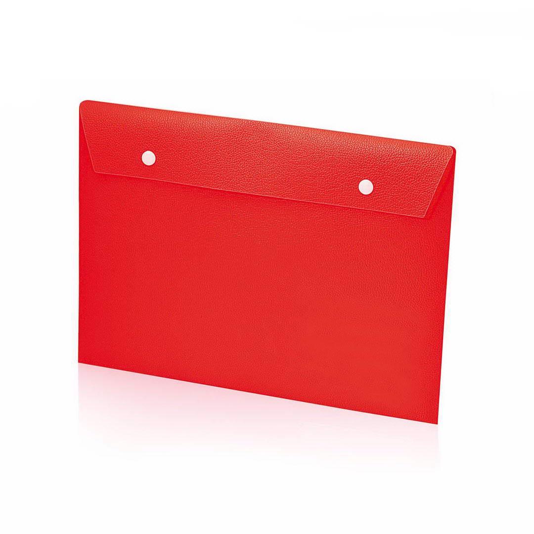 Pasta Porta-Documentos Alice - Vermelho