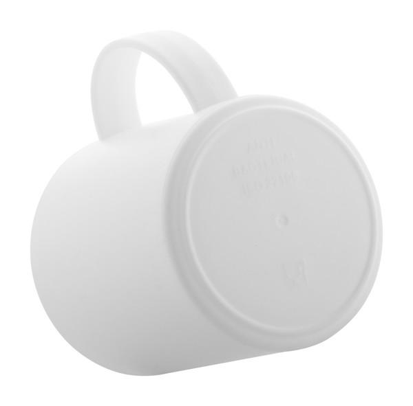 Antibakterijski lonček Plantex - White
