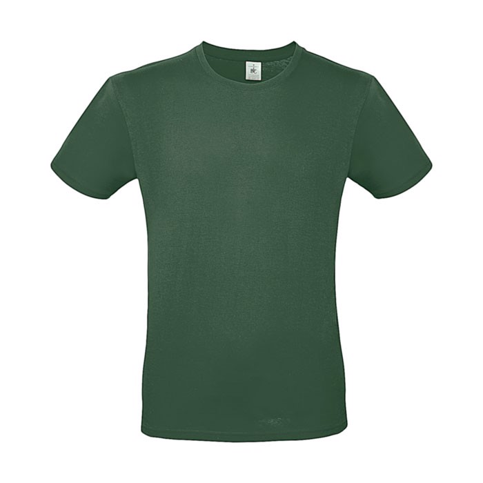 Tricou 145 g/m² #E150 T-Shirt - Bottle Green / XS