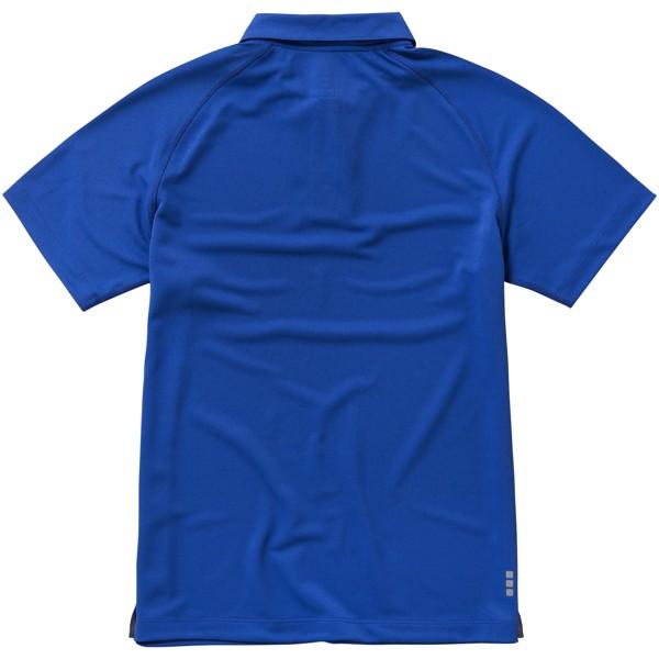 Ottawa short sleeve men's cool fit polo - Blue / XL